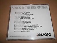 MOJO PRESENTS SONGS IN THE KEY OF PAUL - 15 TRACKS (CD ALBUM) NEW & SEALED