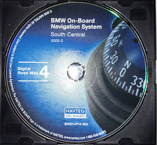 97 98 99 2000 01 BMW 740i 740iL 750iL NAVIGATION DISC CD 4 S CENTRAL MS OK TX LA