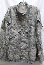 U.S. AIR FORCE ABU TACTICAL FLIGHT DUTY UNIFORM SHIRT TFDU USED MEDIUM REGULAR