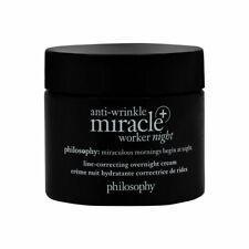 Philosophy Anti-Wrinkle Miracle Worker+ Line-Correcting Overnight Cream 2.0 oz