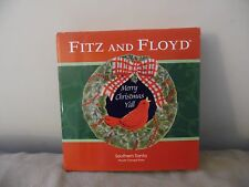 2013 Fitz and Floyd Southern Christmas Plate.