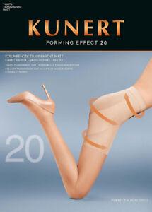 Kunert Forming Effect 20 Tights Cashmere/0540 -  Size 0 / 36-38 (UK 6/8)