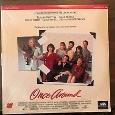 Once Around -  Laserdisc NIB NEW SEALED