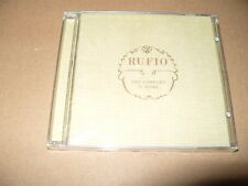 Rufio - Comfort of Home (2005) cd New & Sealed