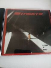 Streets - Crimes in Mind CD rare Aor Melodic CD