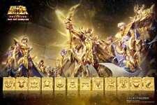 Saint Seiya 30th ANNIVERSARY Cloth Box Pendant Twelve Constellations Gift 12 Pcs