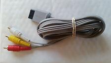 Kabel AV Offiziell für Nintendo WII / Neuzustand / getestet