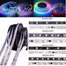 DC12V 2811 30/60LEDs/M Pixel Programmable Individual Addressable LED Strip light