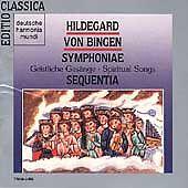 NEW - Hildegard von Bingen: Symphoniae; Spiritual Songs