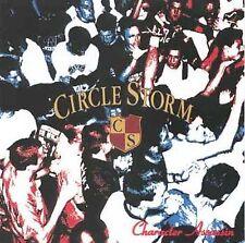 Character Assassin Circle Storm MUSIC CD