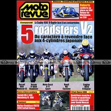 MOTO REVUE N°3423 BUELL M2 CYCLONE VOXAN ROADSTER SUZUKI DR 400 Z 350 SE 2000
