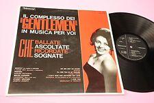 I GENTLEMEN LP SAME DEBUT ALBUM 1° DISCO ORIGINALE 1964 NM !!!!!!!!!!!