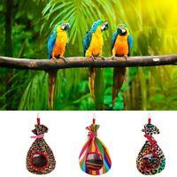 Pet bird parrot parakeet budgie warm hammock cage hut tent bed hanging cave WA