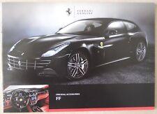 Ferrari genuine FF brochure 95993491 anglais PROSPECTUS DEPLIANT Book No Press
