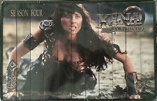 XENA WARRIOR PRINCESS SEASON 4 Collection LUCY LAWLESS  VHS TAPES NEW