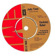 "Cockney Rebel - Judy Teen - 7"" Record Single"