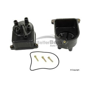 One New Bosch Distributor Cap 03381 30102PT3A12 for Honda Accord Prelude