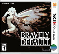 Bravely Default - Nintendo 3DS (World Edition)