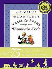 The Complete Tales and Poems of Winnie-The-Pooh/Wtp by A A Milne (Hardback)