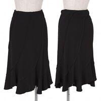 Jean-Paul GAULTIER FEMME Cotton Switching Skirt Size 40(K-45404)