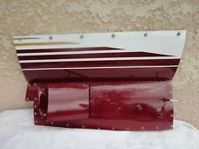 Cessna 340A & Other Twin R/H Outboard Upper Cowl Door & Lower Exhaust Panel Door