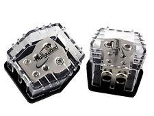Verteilerblock Stromkabel Car Hifi 2 x 50mm² 4 x 20mm² Verteiler Verstärker NEU