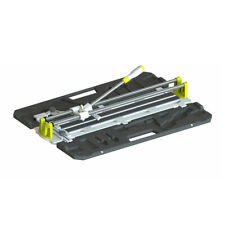 Plasplugs Powerglide 600mm Tile Cutter - Brand New with integral Carry Case