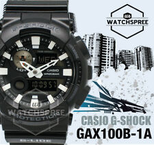 Casio G-Shock G-LIDE new GAX-100 Series Watch GAX100B-1A AU FAST & FREE