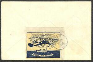 CANADA SCOTT CL9 ELLIOT FAIRCHILDS STAMP AIRMAIL COMMERCIAL COVER 1926