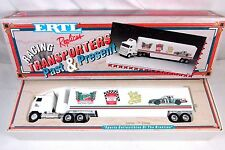 MIB!! 1992 ERTL #11 Junior Johnson Transporter Replicas Past & Present #2918