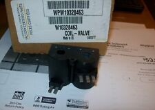 WHIRLPOOL CERTIFIED PARTS - GAS VALVE SOLENOID PART # WPW10328463 NEW OPEN BOX