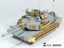 ET Model E35161 1/35 Modern US M1A2 SEP TUSK II Detail Up Set for Dragon 3536