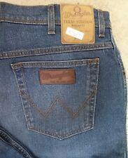 WRANGLER jeans Texas Savage Blue Stretch Tg.W48/L34