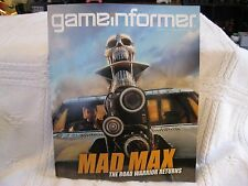 Game Informer Magazine April 2015 Issue 264 Mad Max