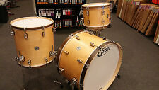 PDP Concept Classic Wood Hoop Natural Satin Drum Set 13,16,26