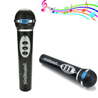 Child Kids Toy Girls BoysFunny Music  Microphone Mic Karaoke Singing