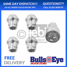Ford Focus New Febi Bilstein Set Car Locking Wheel Nuts Genuine OE Quality Part