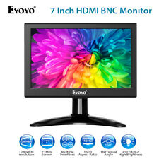 Eyoyo 7 Inch Small HDMI LCD Monitor for Raspberry Pi Camera PC Game Consoles