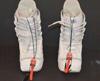 BURTON COCO Women's 9 Lace & Cinch White Snowboard Boots