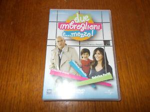 DVD DUE IMBROGLIONI E MEZZO - CLAUDIO BISIO SABRINA FERRILLI