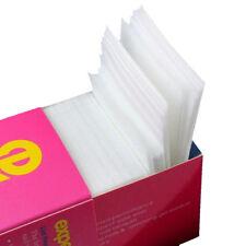 325 Pcs Nail Wipes Lint Free Cotton Pads to Remove Nail Gel,Nonwovens Cotton ZC
