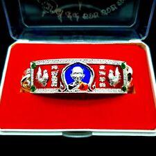 Bracelet Chicken Talisman LP Ruay Wat Tako Temple Jewelry Thai Buddha Amulet