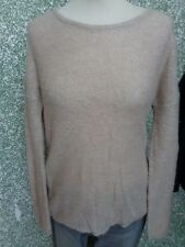 166/10 Comma  Damen Pullover Pulli Gr. 36 beige