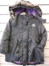 Cappotto grigio in inverno per bambine dai 2 ai 16 anni