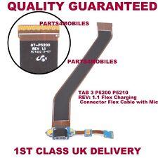 Samsung Galaxy Tab 3 GT-P5210/P5220/P5200 Puerto De Carga Flex Cable Rev 1.1