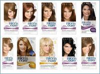 Clairol Nice' n Easy Permanent Hair Dye - All Colours Black Brunette Blonde Red