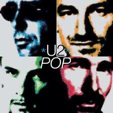 U2 POP NEW SEALED 180G VINYL 2LP & MP3 REISSUE IN STOCK