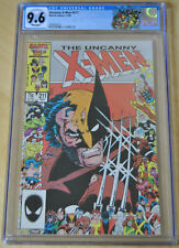 Uncanny X-Men #211 CGC 9.6 (1st Full App of the Marauders) (WHITE PAGES) KEY!!!!