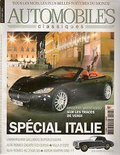 AUTOMOBILES CLASSIQUES 196 LAM GALLARDO LP570-4 SUPERLEGGERA MASERATI GRANCABRIO