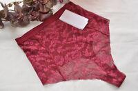 Triumph  Light  Sensation Lace High-Waist String Gr S burgundy Neu